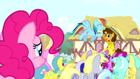 Rainbow high-hoofs Cheese S4E12