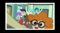 Selfie in Cranky Doodle's classroom EG3