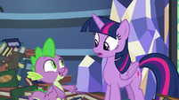 Spike -how I'm supposed to be- S8E24