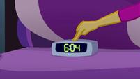 Sunset presses snooze button on Twilight's alarm EG4
