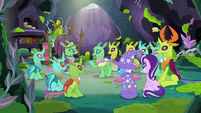 The changelings' feelings forum S7E17