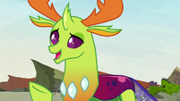 Thorax -you weren't a lost cause- S7E17