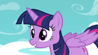 "Twilight ""Uh-huh...?"" S4E21"