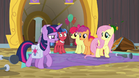 "Twilight ""you all go look for Spur"" S9E22"