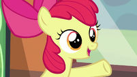 "Apple Bloom ""Hippogriffs are pretty neat"" S8E6"
