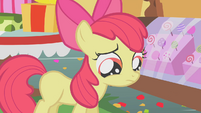 "Apple Bloom ""worst night of my life"" S01E12"