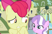 Apple Bloom & Diamond Tiara