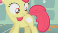 Apple Bloom looking at white mark S1E12.png