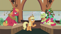 "Applejack ""I got so caught up"" S5E20"