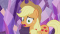 "Applejack ""you don't got no flagpole"" S5E20.png"