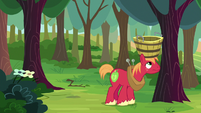 Big Mac waiting for more apples to fall S8E12