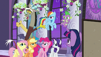 "Discord ""impossibly long"" S9E17"