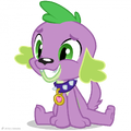Equestria Girls Spike the Dog artwork.png
