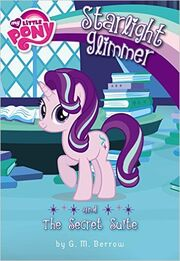 Portada de Starlight Glimmer and the Secret Suite