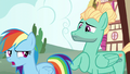 """Rainbow """"not even you can weasel your way out"""" S6E11.png"""