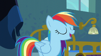 Rainbow --I'll have all of the moves down-- S6E7