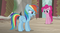 Rainbow -bring glory and pride back to Griffonstone!- S5E8