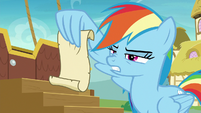 "Rainbow Dash ""eat only soft foods"" S8E5"