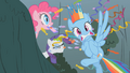 Rainbow Dash victim of Pinkie Pie S01E07.png