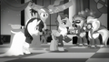 Rarity, Rainbow, Wind Rider, Spitfire, and Misty together S5E15.png