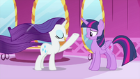 "Rarity ""...a big fan!"" MLPS1"
