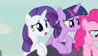 "Rarity ""a few more architectural flourishes"" S5E1"