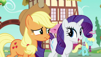 Rarity --if we are really to enjoy this-- S6E10
