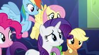 Rarity -the memories we've made with you- S5E3