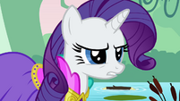 Rarity to be a disaster S3E10