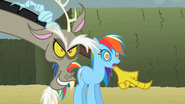 S02E01 Popatrz tutaj Rainbow Dash