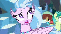 Silverstream -this was down here-- S8E22