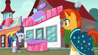 Sleek Pony mentions Development Committee S8E8