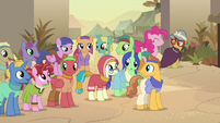 Somnambula villagers like Daring Do again S7E18