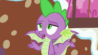 """Spike """"I guess this can't get any worse"""" S9E23"""