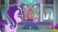 "Spike ""we can use Twilight's observatory"" S8E15"