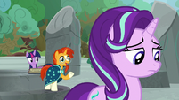 "Sunburst ""did the best they could back then"" S7E25"