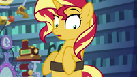 Sunset Shimmer looking back at Starlight EGS3