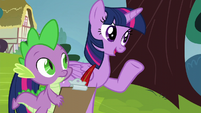 "Twilight ""advance friendships all over Equestria"" S5E22"