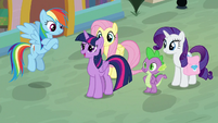 "Twilight ""make sure things stay the same"" S9E24"