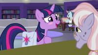 """Twilight Sparkle """"I hope I do forever!"""" S9E5"""
