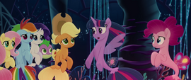 """Twilight Sparkle """"need to come up with a plan"""" MLPTM"""