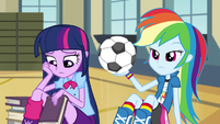 Twilight and Rainbow Dash depressed EG2