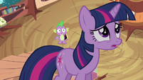 Twilight to be anymore S3E13