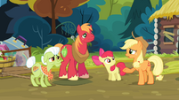 Applejack '...and now look at us' S4E09