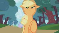 Applejack serious face S01E04