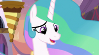 "Celestia ""time for you to rule on your own"" S9E26"