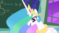 Celestia 'You have a very special gift' S1E23