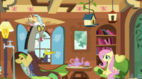 "Discord ""how about we have the tea party"" S7E12"