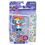 Equestria Girls Minis Mall Collection Rainbow Dash packaging