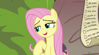 "Fluttershy ""just wants a little attention"" S9E18"